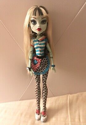 Monster High Frankie Stein Home Ick doll