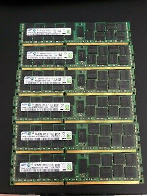 Dell/Samsung Server Memory 16GB 2Rx4 10600R