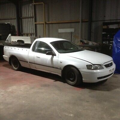 Ford Falcon BA Ute Factory 5.4L V8 2004 No Reserve Project Bargain Good Cond