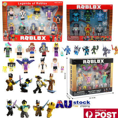6 Styles Roblox Figures 7cm 2.8'' Inch PVC Game Roblox Collection Toys Kids Gift