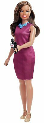 Barbie: I Can Be a Journalist (60th Career Doll)