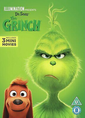 The Grinch DVD