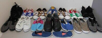 Job Lot Wholesale Mixed Men & Womens Trainers/Sneakers/Pumps X14 Pairs