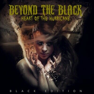 Heart Of The Hurricane Black Edition CD Beyond The Black
