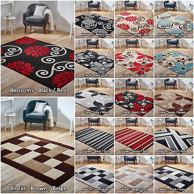 Low Price Geometric Rug Large Modern Floral High Quality Rugs Soft Area Sale Rug