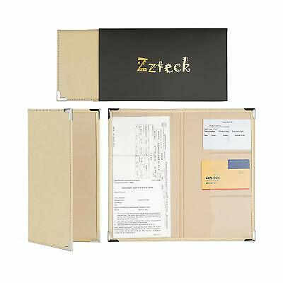 Car Insurance Holder For Registration Card Documents Auto Organizer