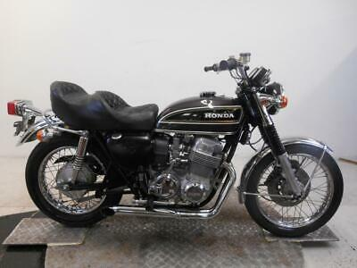 1974 Honda CB750K4 Unregistered US Import Barn Find Classic Restoration Project