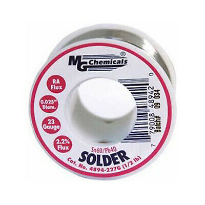 CYN-100//0.25F Soldering wire Sn60//Pb40 0.25mm 100g with flux Cynel