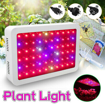 Grow Led Plante Light 1000w Full Horticole Hydroponique Spectrum WQrBxoedC