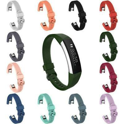 Replacement Small / Large Classic Wrist Band Strap Alta For Fitbit Wristban E0H1