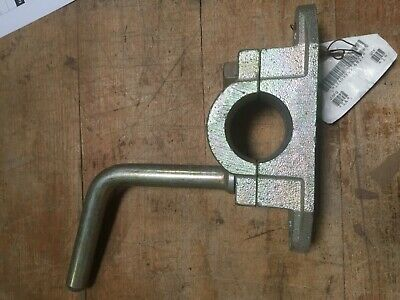 Ex MOD Bradley sankey trailer jockey wheel trailer clamp and handle assy E22