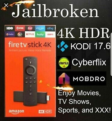 Amazon Fire TV Stick 4K CINEMA/FREE $45 SLING CREDIT FOR 1ST TIME SLING USERS