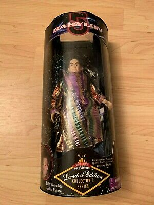 Babylon 5 VIR Exclusive Premiere Edition Poseable Action Figure 1997