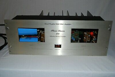 Phase Linear PL400 Power Amp