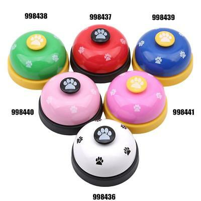 Pet Puppy Dog Cat Training Bell Meal Bell Potty Training Communication YU