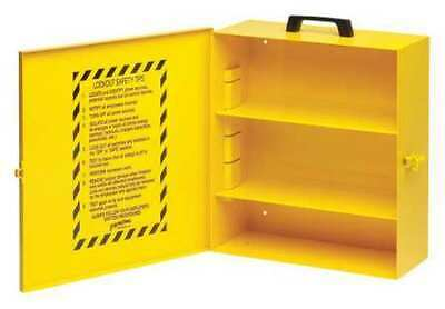BRADY LC252M Lockout Station,Unfilled,16 In H