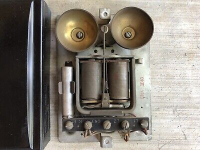 Vintage 1948 Western Electric Bell System 531A Subset External Ringer Chime Box