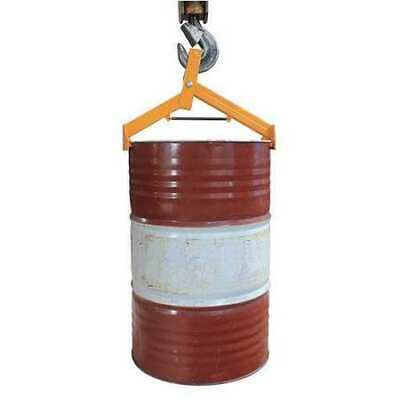 ZORO SELECT 21VG34 Drum Lifter,1 Drum,55 gal.,1000 lb,21 In