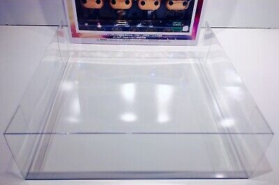 1 Box Protector For The FUNKO POP! BTS 7 PACK  Custom Made Display Case New