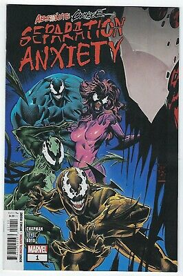 Absolute Carnage Separation Anxiety # 1 Cover A NM Marvel