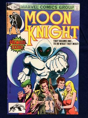 MOON KNIGHT PREMIER Collection Statue Marvel Comics New