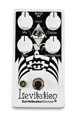 EarthQuaker Devices Levitation Reverb Pedal Effects - USED - V2