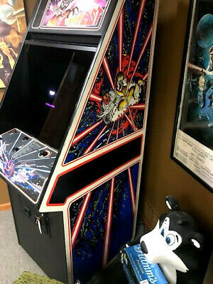 ATARI TEMPEST Coin-Op Video Arcade Game Machine Original vintage Serviced Works!