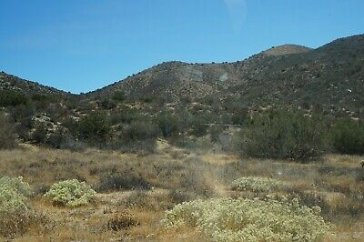 Los Angeles County - City of Acton. Residential / Ranch 9.10 Acres lot bargain!