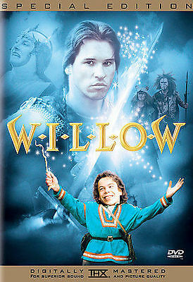 Willow (DVD, 2003, Special Edition Checkpoint)