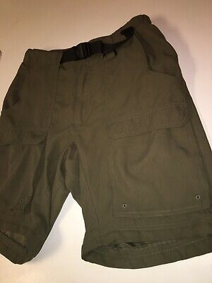 Boy Scouts of America BSA Cargo Shorts Mens Small 30 Switchback Uniform Hiking