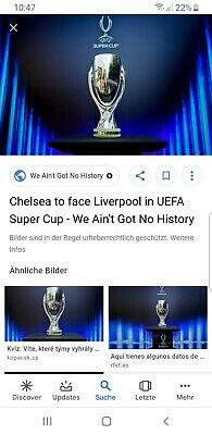 Best Place UEFA Super Cup 2019 Istanbul  Liverpool FC - Chelsea FC  Category 1