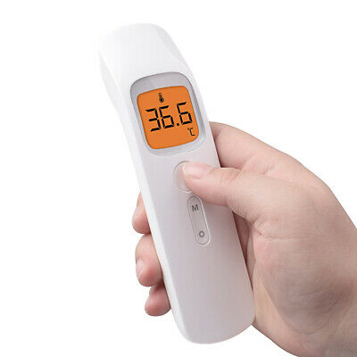 Digital Infra-red Laser Thermometer Adult Child Body Temperature Fever Meter New