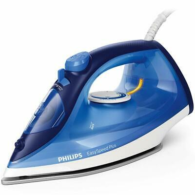 Philips EasySpeed Plus Iron with 150g Steam Boost, 2400W and Ceramic Soleplate -