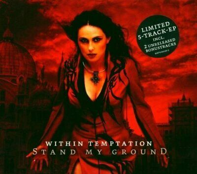 Within Temptation Stand my ground (2004, #6645202)  [Maxi-CD]