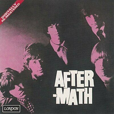 Rolling Stones After-Math (1966)  [CD]