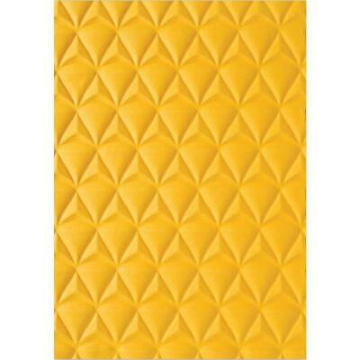 Sizzix Embossing Folder A6 Pineapple Texture 3D Textured Impressions