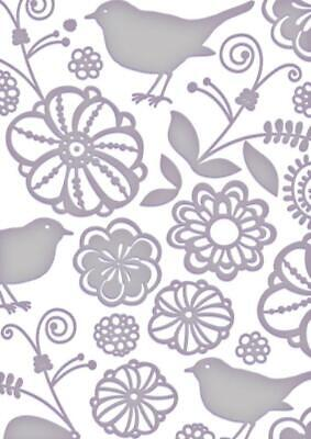 Couture Creations Paradise Premium Embossing Folder 5 x 7