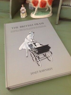 The British coach built pram inc Wilson ; Ltd Edition Heritage Book 270 Pages