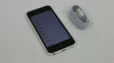 Apple iPhone 5c 8GB White Unlocked A1507 GSM Fully Working