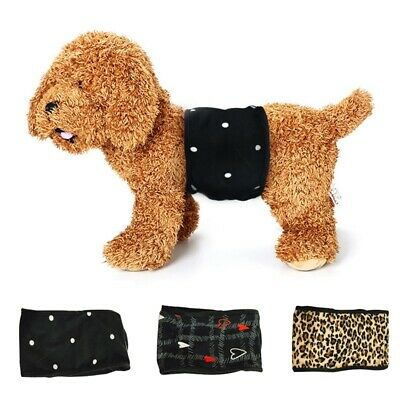 Pet Male Dog Belly Band Physiological Pants Puppy Sanitary Underwear Diaper