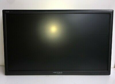 "HannsG HE225DPB 21.5"" LCD Widescreen 1920 x 1080 Monitor with Cables ( NO STAND)"