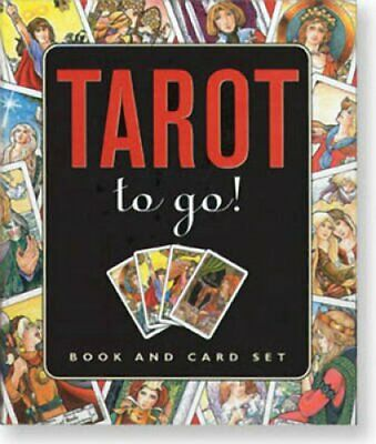 Tarot to Go! by Rosalind Simmons 9780880882491 | Brand New | Free UK Shipping