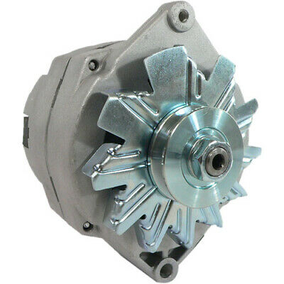 High Output Chevy One 1 Wire Alternator 105 Amp