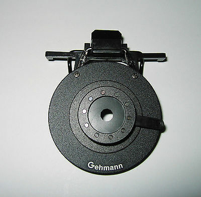 Gehmann Clip-on Eyeshield W/Iris  ISSF Approved  #390