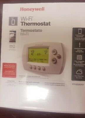 Honeywell RTH6580WF Programmable Wi-Fi Thermostat New in box.