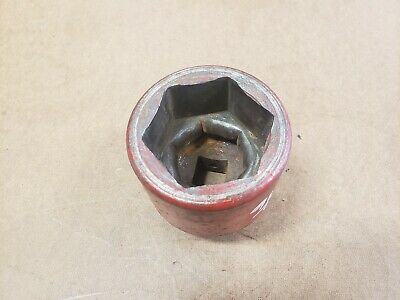 Snap-On 2-1/16 X 3/4 Drive Impact Socket Im 662A Snapon Usa