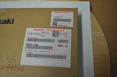 Kawasaki 1JR-51 Interface Board 50999-2205