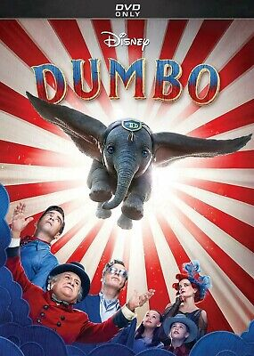 DUMBO: DVD 2019 (Free Shipping With Media Mail). Brand New