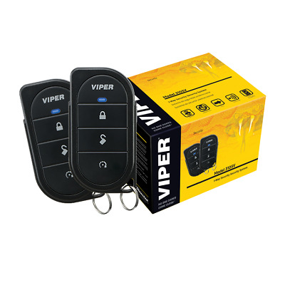 Viper 3105V Security System Keyless Entry Car Alarm With 2 Remotes Newest Model