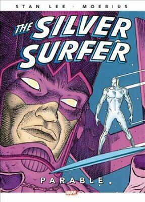 Silver Surfer: Parable 30th Anniversary Oversized Edition 9781302918743